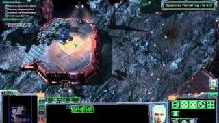"Mission #18 ""Ghost of a Chance"" - SC2 Brutal Walkthrough"
