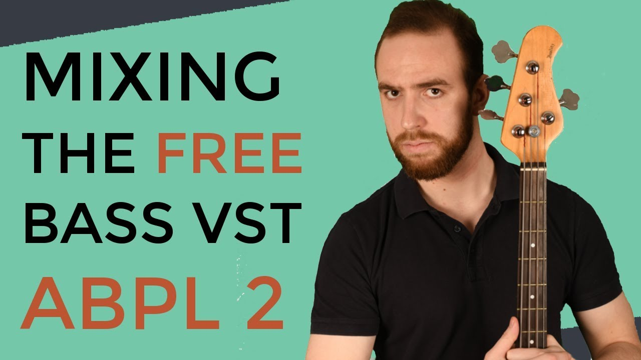 Free bass VST plugin : how to mix ABPL 2 (Part 1 : multiband compression)