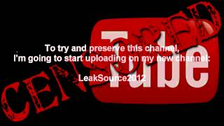 SUB NEW CHANNEL LEAKSOURCE2012