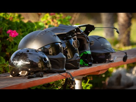 Helmet Mirrors For EUC Safety