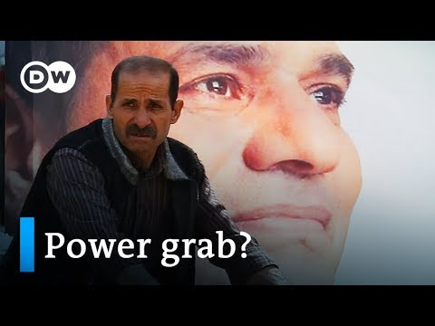 Egypt Constitutional Referendum: Is Al-Sisi Another President For Life? | DW News