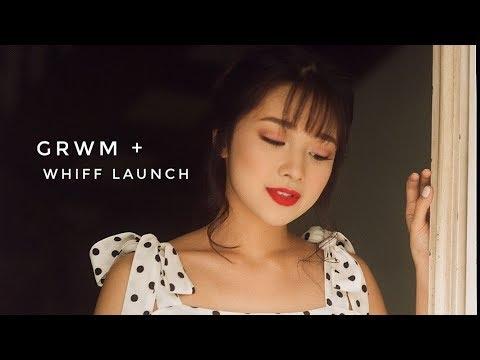 Vintage Glam GRWM + Whiff Launch | MUBU
