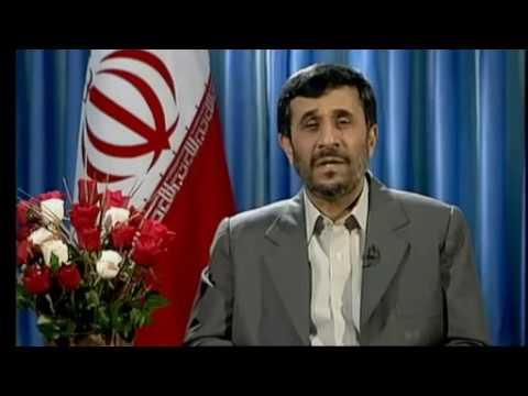"Ahmadinejad: ""Jesus WILL return"" (When did you ever hear Western leaders talk with this conviction)"