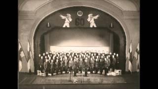 Ylioppilaskunnan Laulajat (YL Male Voice Choir): Oi Kallis Suomenmaa (1965)