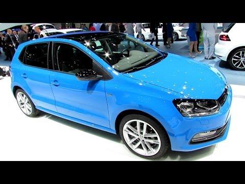 2014 Volkswagen Polo TSi Fresh - Exterior and Interior Walkaround - 2014 Geneva Motor Show