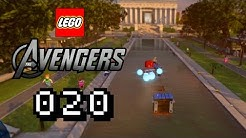 FREIES SPIEL WASHINGTON DC - Let's Play Lego Avengers Gameplay #020 [Deutsch] [60FPS]