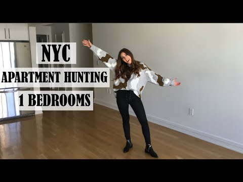 HOW MUCH DOES A 1 BEDROOM REALLY COST IN NYC? (LUXURY BUILDI