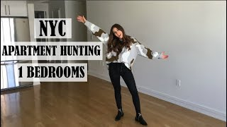 HOW MUCH DOES A 1 BEDROOM REALLY COST IN NYC? (LUXURY BUILDING)