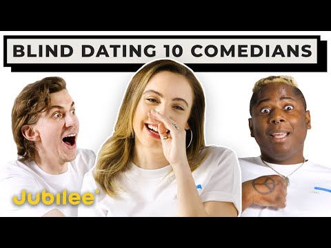 Speed Dating 10 Comedians Based on Their Jokes from YouTube · Duration:  11 minutes 37 seconds