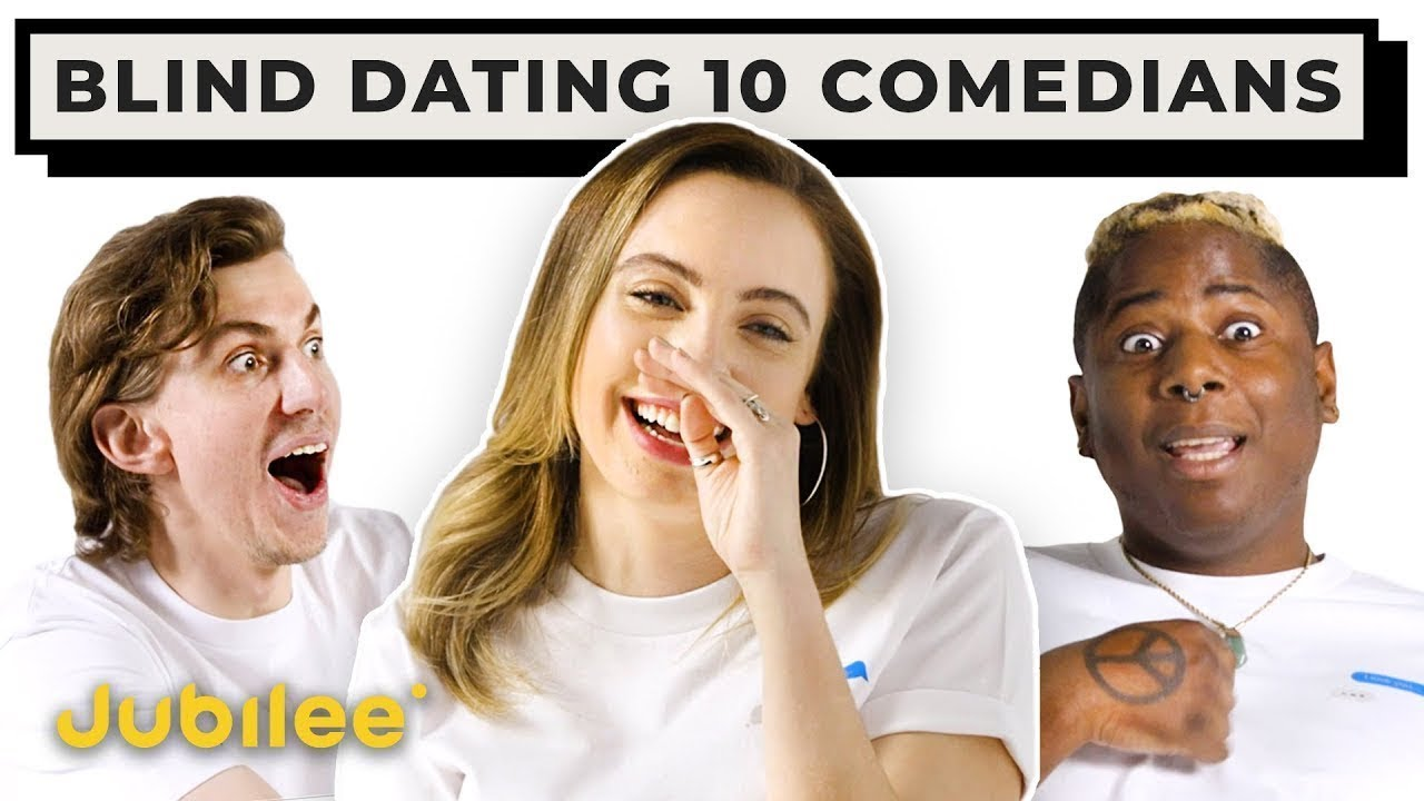 Speed Dating 10 Comedians Based on Their Jokes | Versus 1