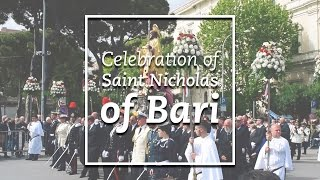 PUGLIA TRAVEL - CELEBRATION OF SAINT NICHOLAS OF BARI + CRAZY PIZZA SINGER -