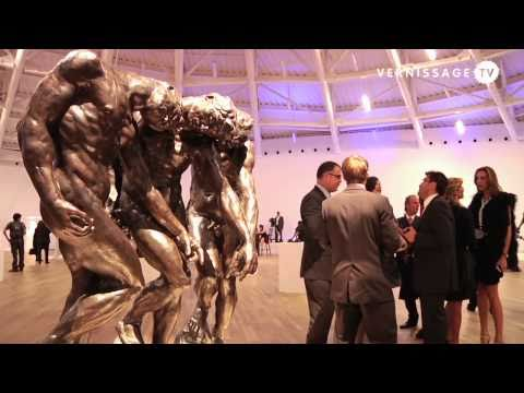 Opening of Museo Soumaya in Mexico City