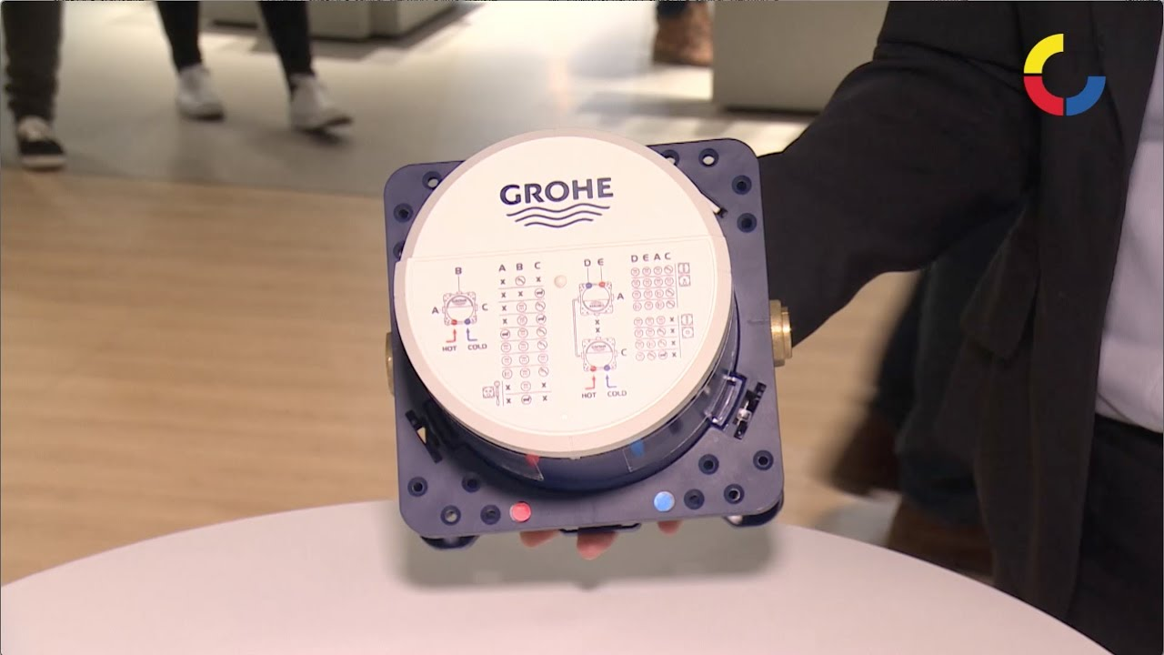 Grohe: SmartControl Box - YouTube