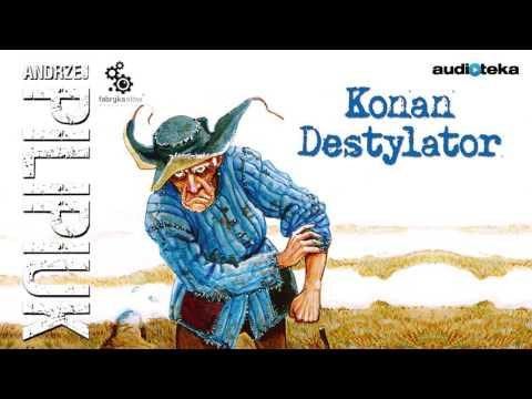 """Konan Destylator"" | audiobook"