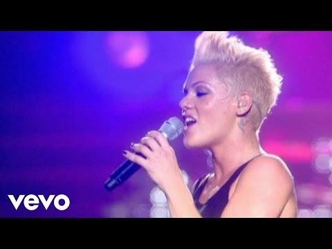 Leave Me Alone (I'm Lonely) (Live From Wembley Arena, London, England (Mobile Video))