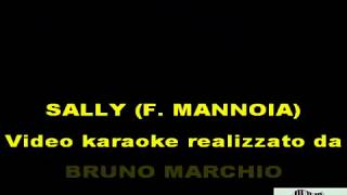 KARAOKE SALLY - FIORELLA MANNOIA