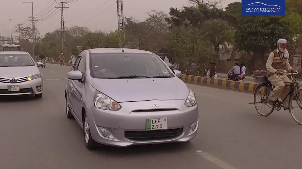 Mitsubishi Mirage Detailed Review Price Specs Features Pakwheels Youtube