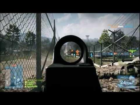 (PC) Battlefield 3- Caspian Boarder- GTX 760-ULTRA