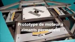 moteur magnétique perpétuel
