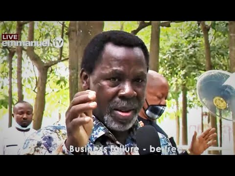 Download TB Joshua Prays For Viewers All Over The World (09.04.21)
