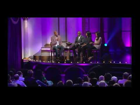 Donnie McClurkin interviews The Love Family (CeCe Winans)