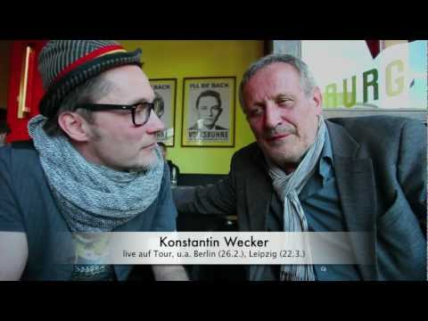 "BLUE MAN ""Jens Fischer & Konstantin Wecker"""