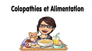 Colopathies et Alimentation