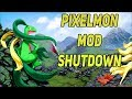 Pixelmon Minecraft Mod Shutdown by Nintendo! What happened? Why?