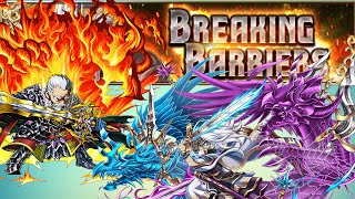 Brave Frontier RPG : Combat Express Trial Ex 6 Briser les barrières (breaking barriers)