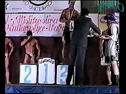 XIV Mistrzostwa Polski w Kulturystyce 1990