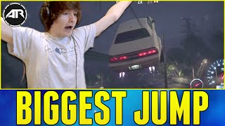 Need For Speed : BIGGEST JUMP EVER!!!