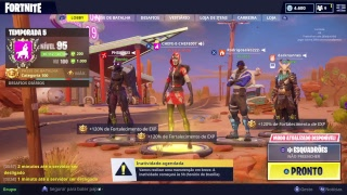 LIVE FORTNITE, I WILL SPEND 1 GIF CARD FROM 100.00 ON LIVE STREAM... SALVE FAMILIA TCHUGUERAS!!!