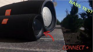 JBL Xtreme 2 & JBL Flip 4 BASS TEST | CONNECT + 100% VOLUME