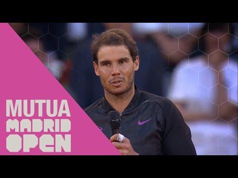 Mutua Madrid Open: The Film