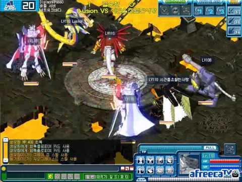 디지몬RPG 2013 배틀대회 결승전 2차전