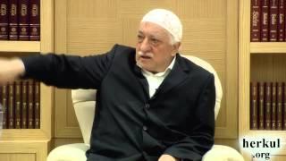 Fethullah Gülen: Doğruluk, Sadâkat ve İş Hayatının Sâdıkları (BAMTELİ-15.12.2013)