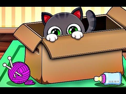Оливер котенок мультфильм