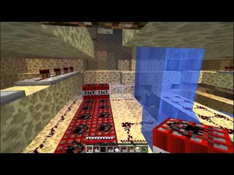"""Let's Battle Minecraft: War Gear V.4 """"Silverstar"""" (Mr.CreativeIV)  Vs.  War Gear V.3 (KKV) - 003"""