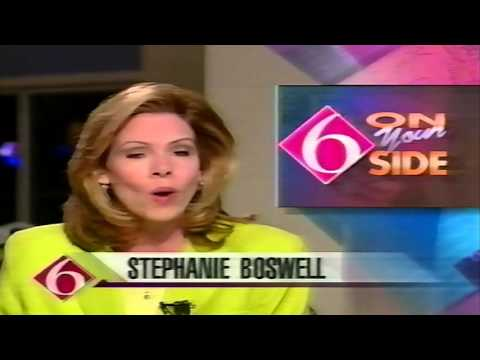 WDSU TV6 News Tonight 10pm (April 27, 2000)