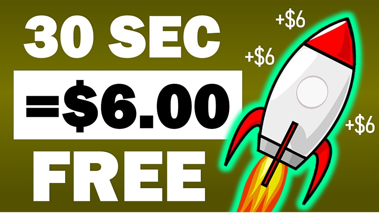 Download Earn $6.00 EVERY 30 Seconds For FREE (No Limits) Make Money Online | Branson Tay