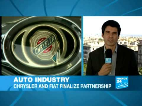 Auto industry: Chrysler and Fiat finalize partnership