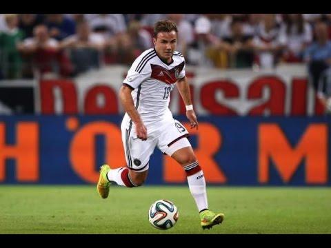 Mario GOTZE - 2012-2013 Champions league. - Borussia Dortmund |Mario Gotze 2013 2014