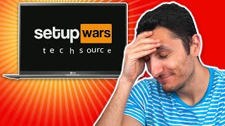 Reacting To Your Intros for Setup Wars (Cringe)