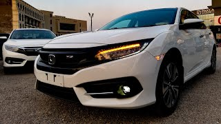Honda Civic RS Turbo 2019 | In Depth Review, Safety Features and Price |