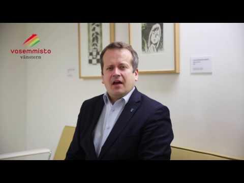 Antero Eerola - Your English speaking voice in the City Council of Vantaa