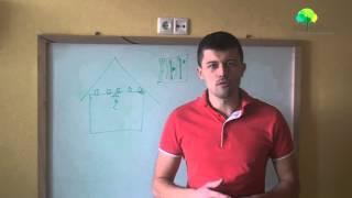 Пароизоляция потолка (пароизоляция чердака, чердачного перекрытия).(, 2016-01-31T11:52:37.000Z)