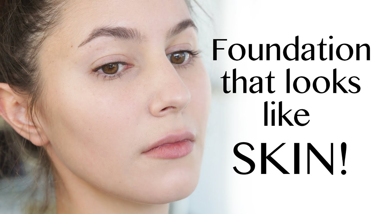 Permalink to Best Natural Looking Foundation
