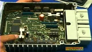 Curso Reparación de Computadoras Automotrices ECU, Chrysler y Nissan