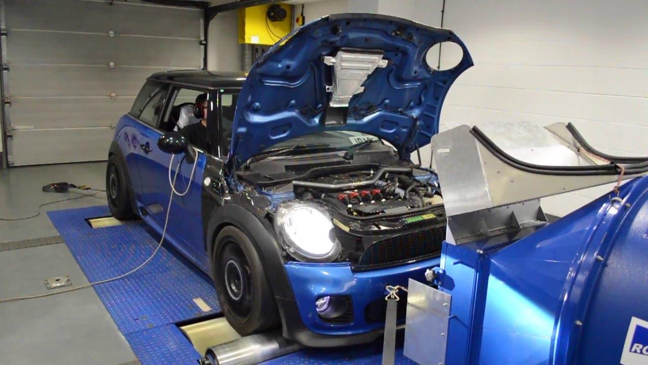 Stage 3 Manic Motorsport Remap On Tuned R56 Mini Cooper S Mini