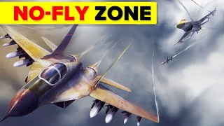 How Military No Fly Zones Are Actually Enforced